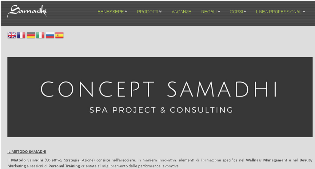 SPA & CONSULTING